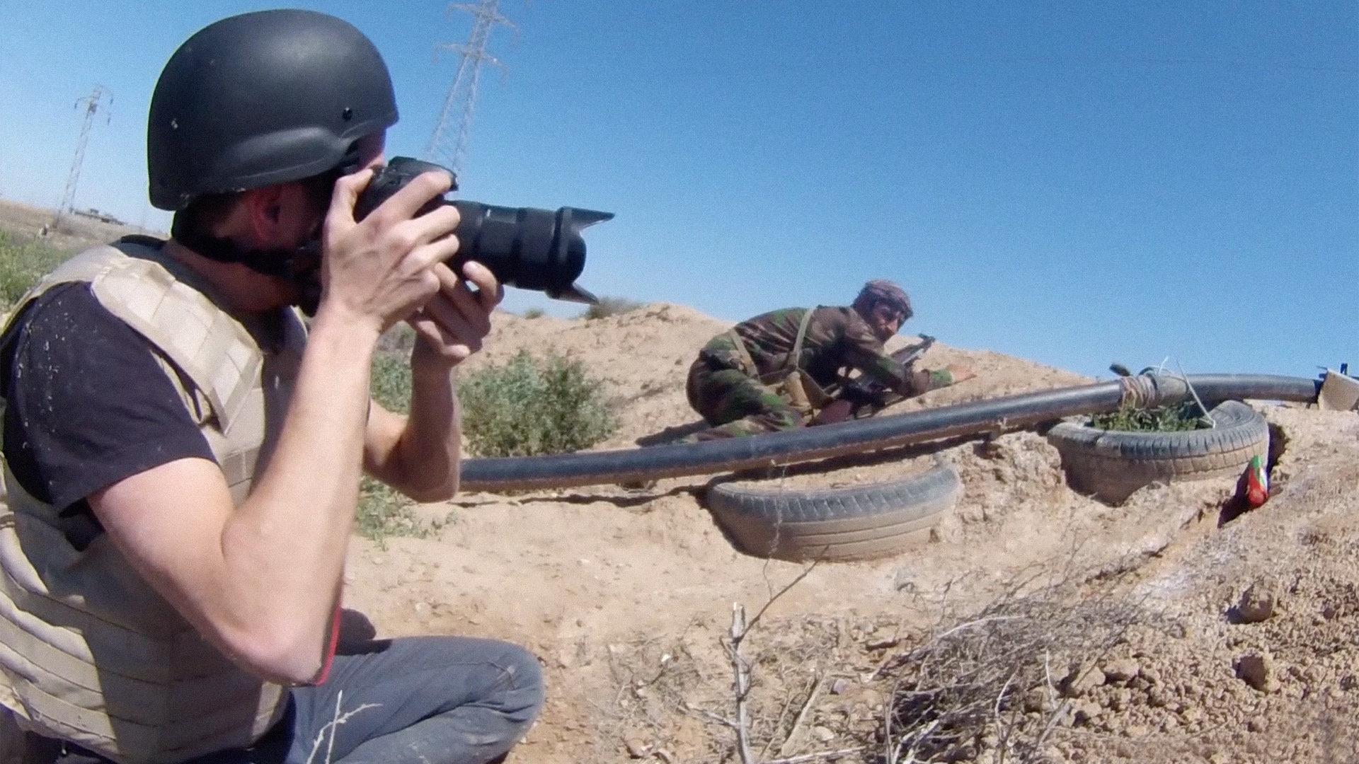 Kriegsfotograf
