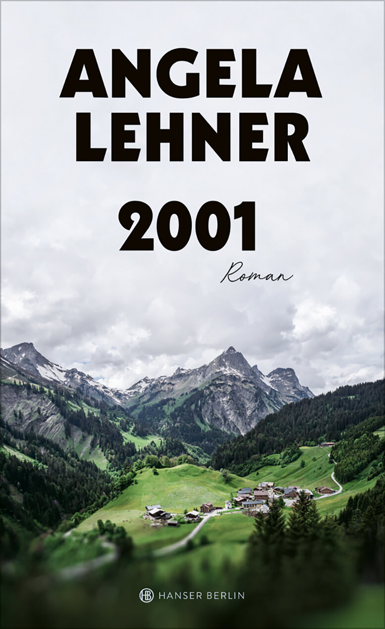 2001, Angela Lehner
