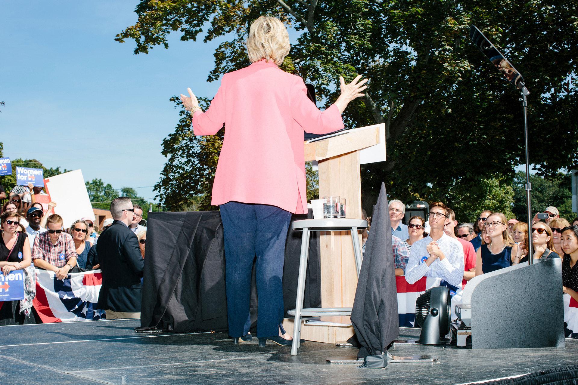 Hilary Clinton (Foto: M. Scott Brauer)