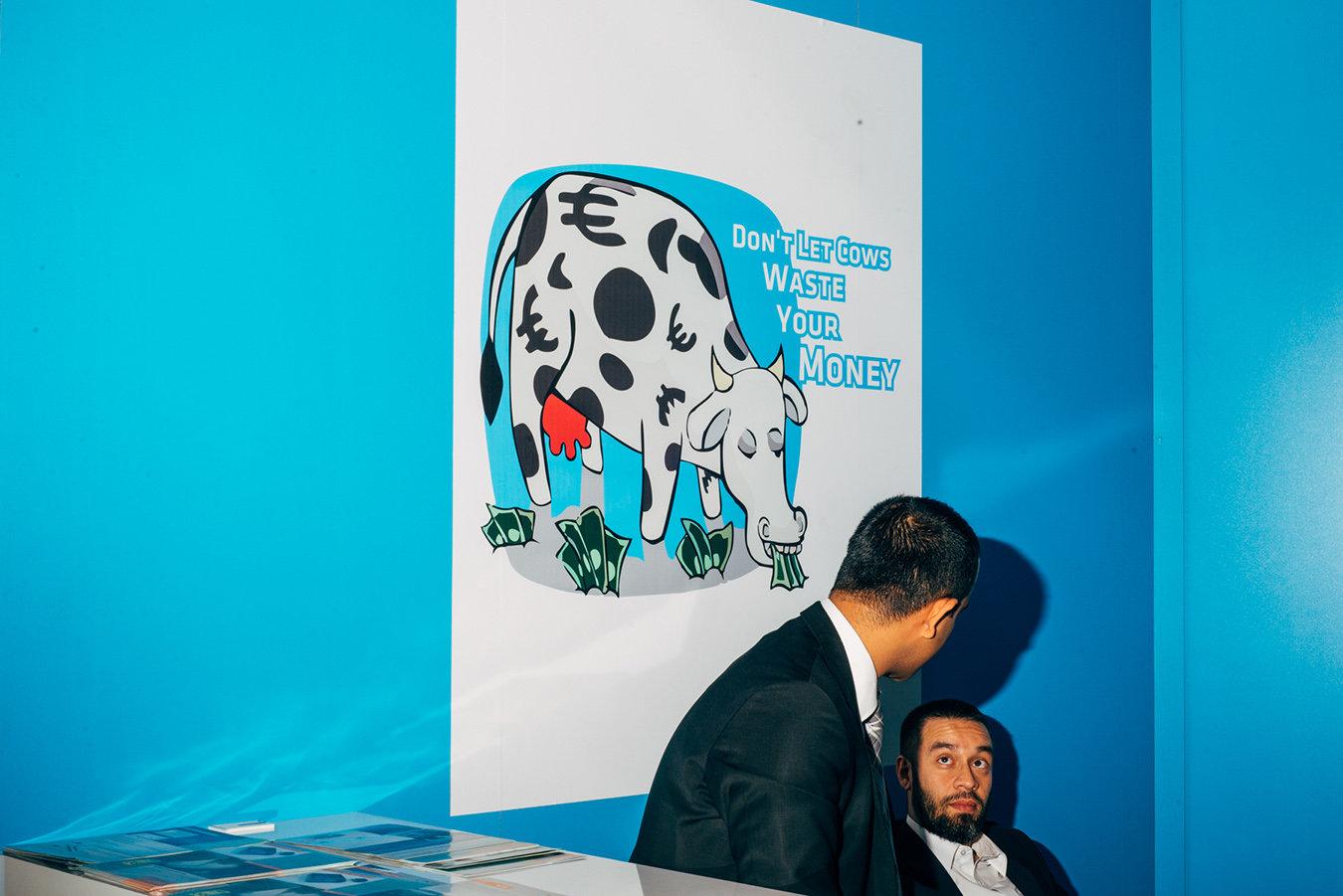 Auf der EuroTier, der weltweit größten Messe für Tierhaltung und -management, ist man sich einem sehr bewusst: Nicht jede Kuh ist eine Cash-Cow
