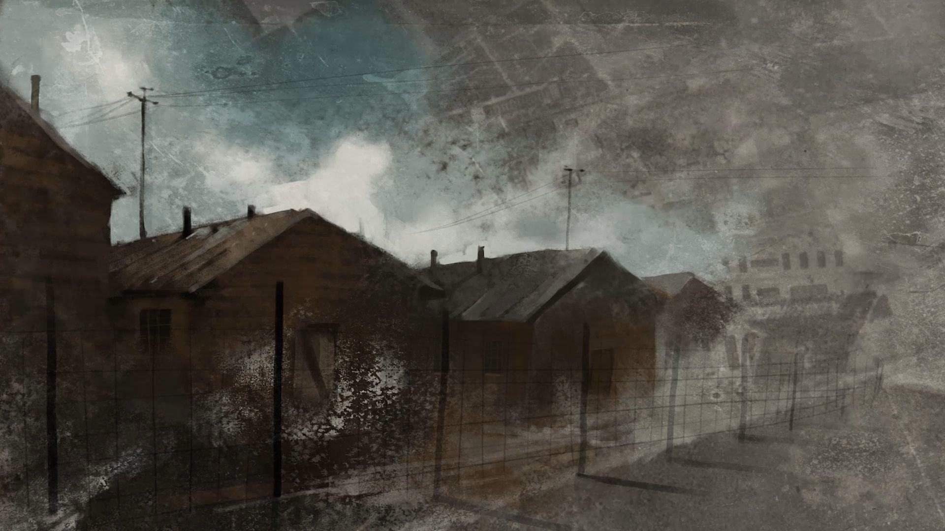 In diesem Lager in Treuenbrietzen waren italienische Zwangsarbeiter im Zweiten Weltkrieg kaserniert