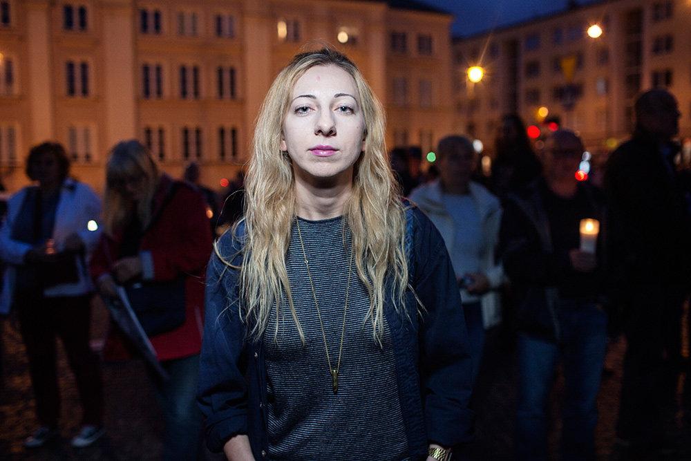 Aleksandra, 27, Theaterwissenschaftlerin