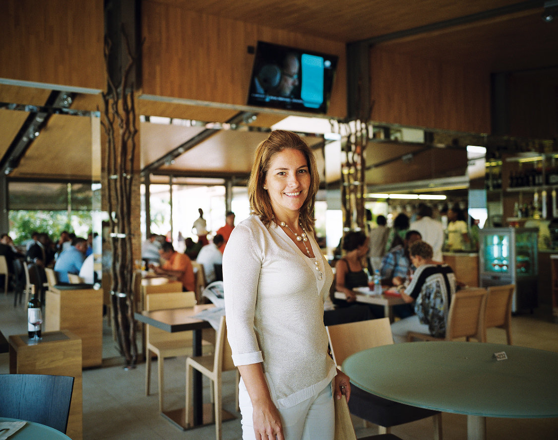 Ana Paredes (Foto: Joan Bardeletti)