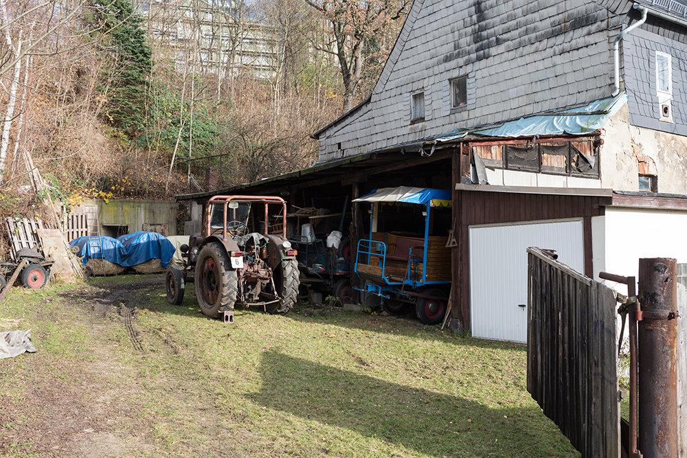Bauernhof in Aue