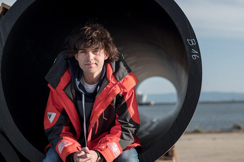 Boyan Slat (Foto: The Ocean Cleanup)