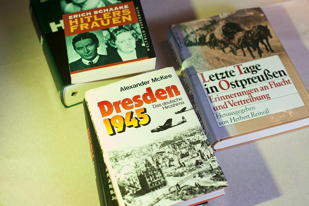 Bücher über die NS-Zeit