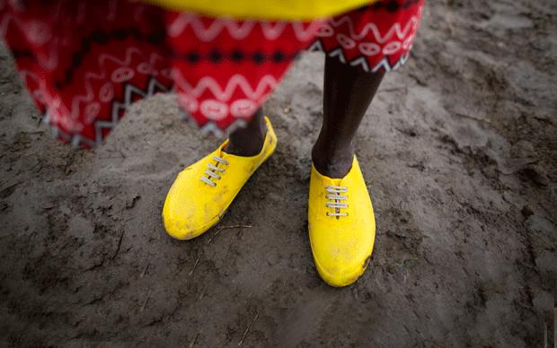 Steht 'One for One' für soziale Nachhaltigkeit? | © picture-alliance/dpa (Foto: picture-alliance/dpa)