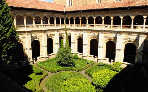 Hof des Kloster San Marco (Foto: Francisco Luis Prieto (CC))