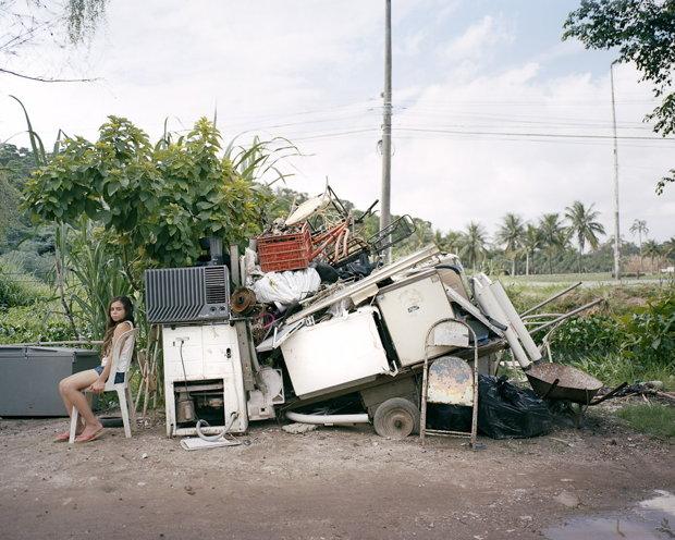 Franciele aus dem Barra de Tijuca in Rio de Janeiro. Es war lange unklar, ob ihre Familie ihr Haus verlassen muss. (SHIFT)