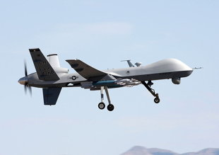 """Im Einsatz für die US Army: Die Drohne MQ-9, genannt """"Reaper"""" (Sensenmann) (Foto: U.S. Air Force photo/Paul Ridgeway)"""