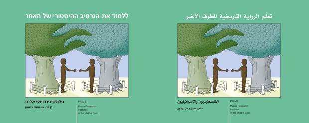 """ennenlernen"""" werden die israelische und die palästinensische Lesart der Geschichte gleichberechtigt nebeneinander dargeboten (Foto: Mohamad Torokmann / REUTERS)"""