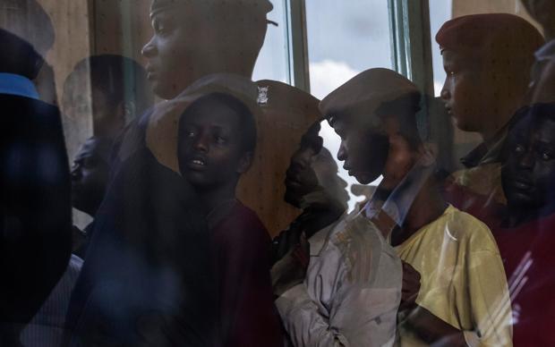 In Kenias Hauptstadt Nairobi kommt es in den Stadtteilen, in denen vor allem Menschen mit somalischen Wurzeln wohnen, oft zu willkürlichen Verhaftungen (Foto: Dai Kurokawa/dpa)