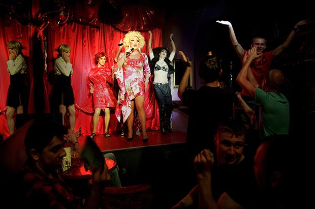 Wir tanzen noch: Trotz der homophoben Gesetze gibt es in Russland eine rege Untergrund-Szene