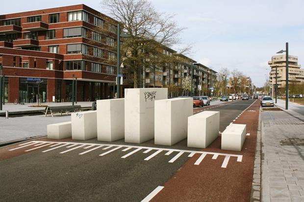 Wenn die Sicherheit für Fußgänger über alles gestellt wird, kann der Verkehr irgendwann nicht mehr fließen