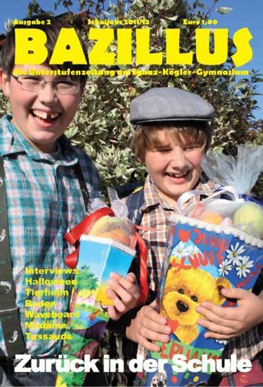Mancher Landkreis wäre froh, eine zweite Zeitung zu haben. Aber an Stephan Albrechts Schule in Landsberg war Meinungsvielfalt nicht gefragt