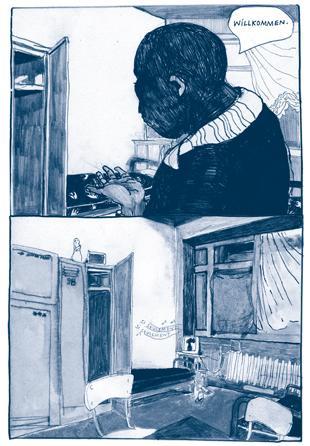 """Paula Bulling: """"Im Land der Frühaufsteher""""; Avant, Berlin 2012, 125 Seiten, 17,95 Euro (Foto: Avant-Verlag)"""