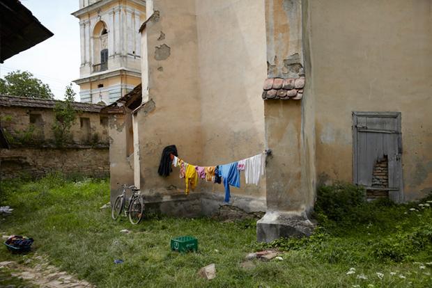 Verlassene Heimat: Die meisten Rumäniendeutschen sind weg – erst durch Umsiedlung und Flucht am Ende des Zweiten Weltkriegs, dann durch Emigration und Massenauswanderung (Foto:  Kilian Müller)