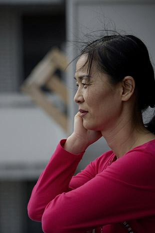 In Sicherheit: Lucia Jang heute (Foto: LightRocket via Getty Images)