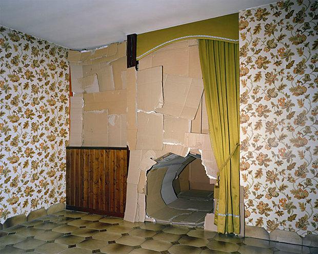 """Das ist jetzt keine echte """"Room Escape Challenge"""": Ein bisschen schwerer wird es einem da denn doch gemacht (Foto: Matthieu Lavanchy)"""