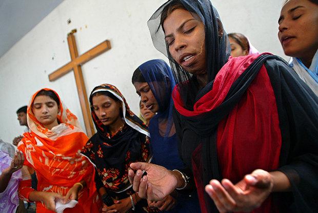 Nach den Hindus bilden die Christen in Pakistan die zweitgrößte religiöse Minderheit (Foto: Yannis Kontos/Polaris/laif)