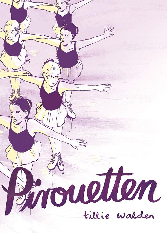 """Tillie Walden: """"Pirouetten"""", Reprodukt, Berlin 2018, 400 Seiten, 29 Euro"""
