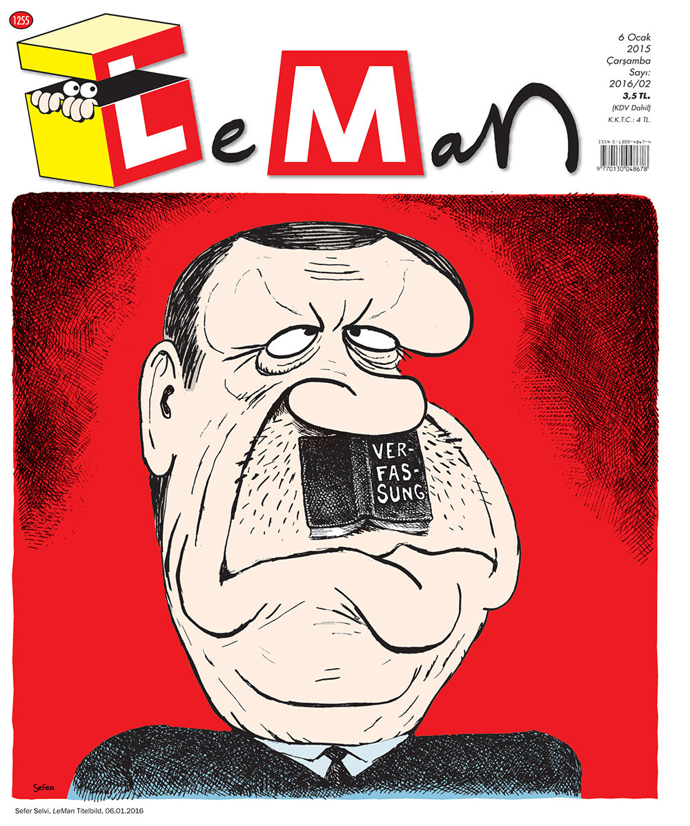Erdogan Satire