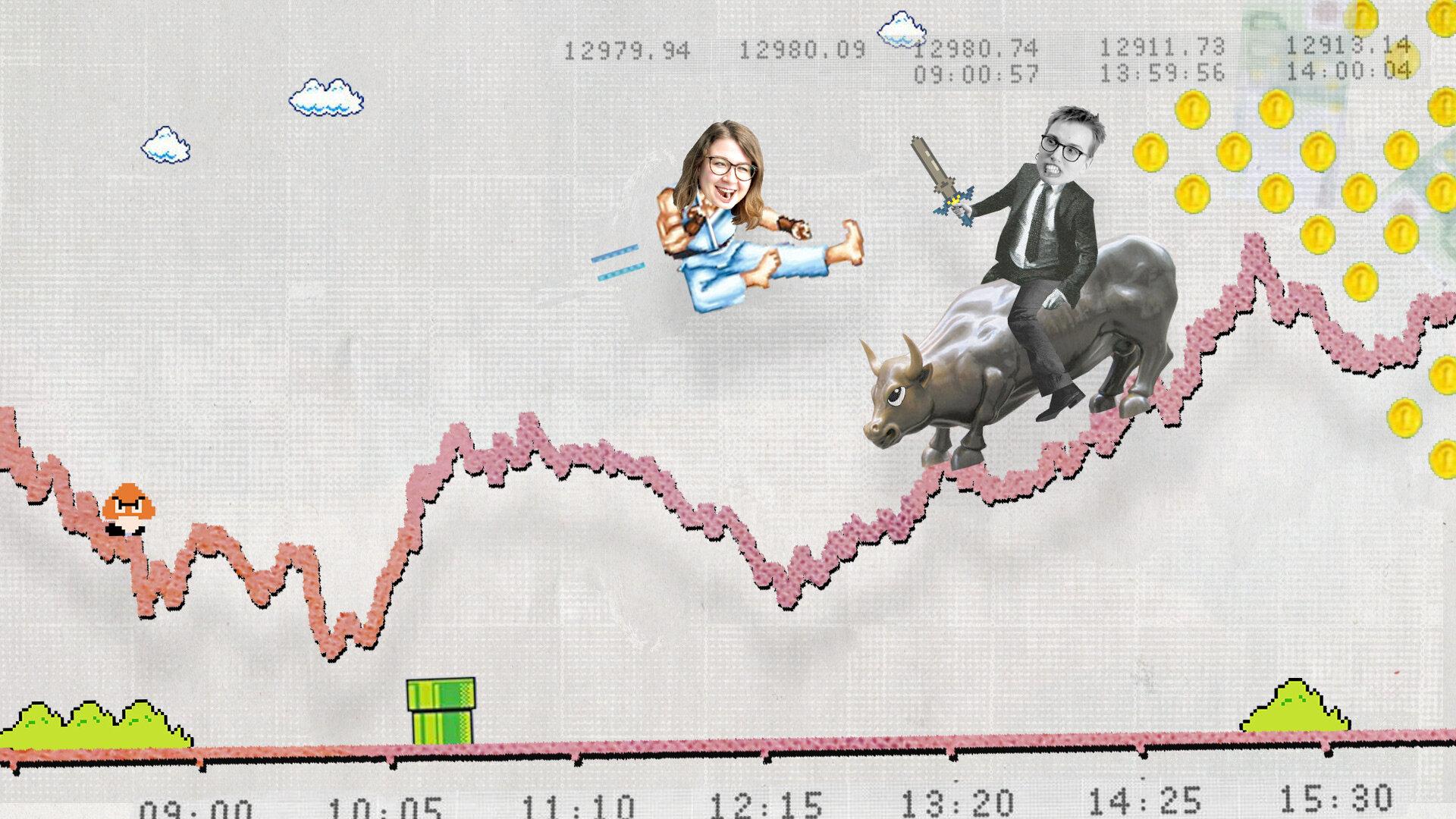Börse den Profis überlassen? fluter-Streit