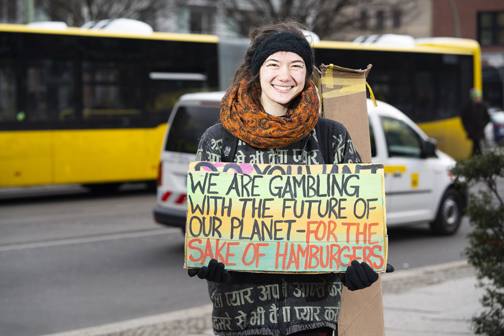 Nala Mandrakas, 20, Berlin, studiert Skandinavistik