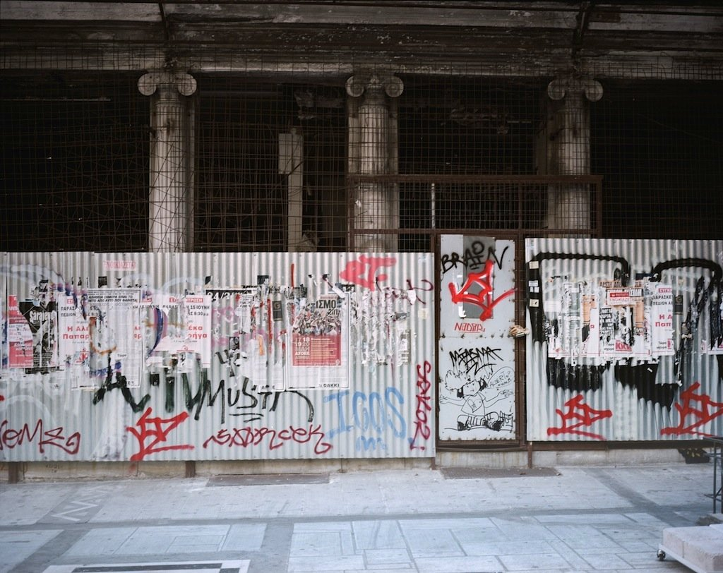 Athen (Foto: Georges Salameh)