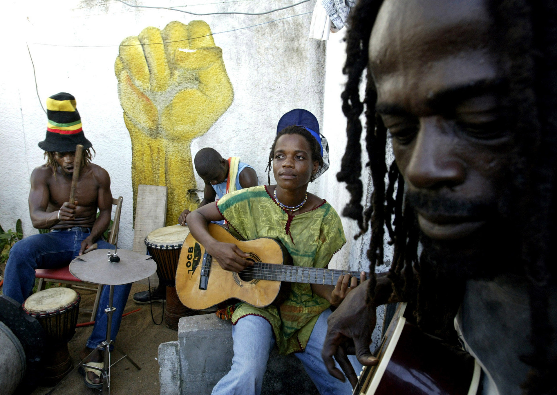 Rastafari-Band