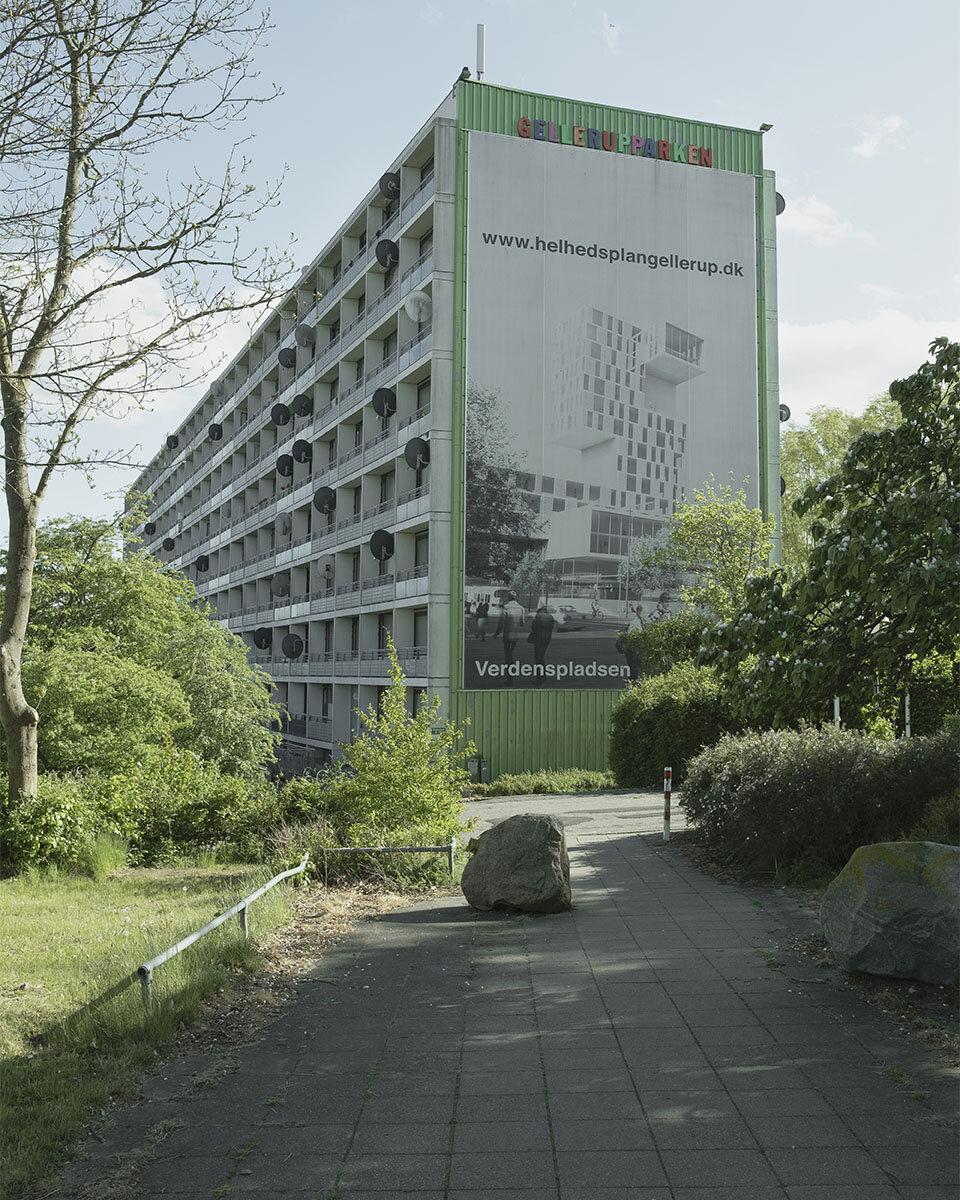 Ghetto, Dänemark, Yahya Hassan