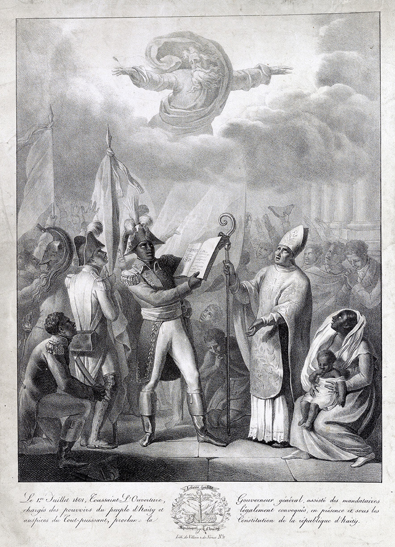 Haitianische Revolution (Bild: Universal History Archive/Universal Images Group via Getty Images)
