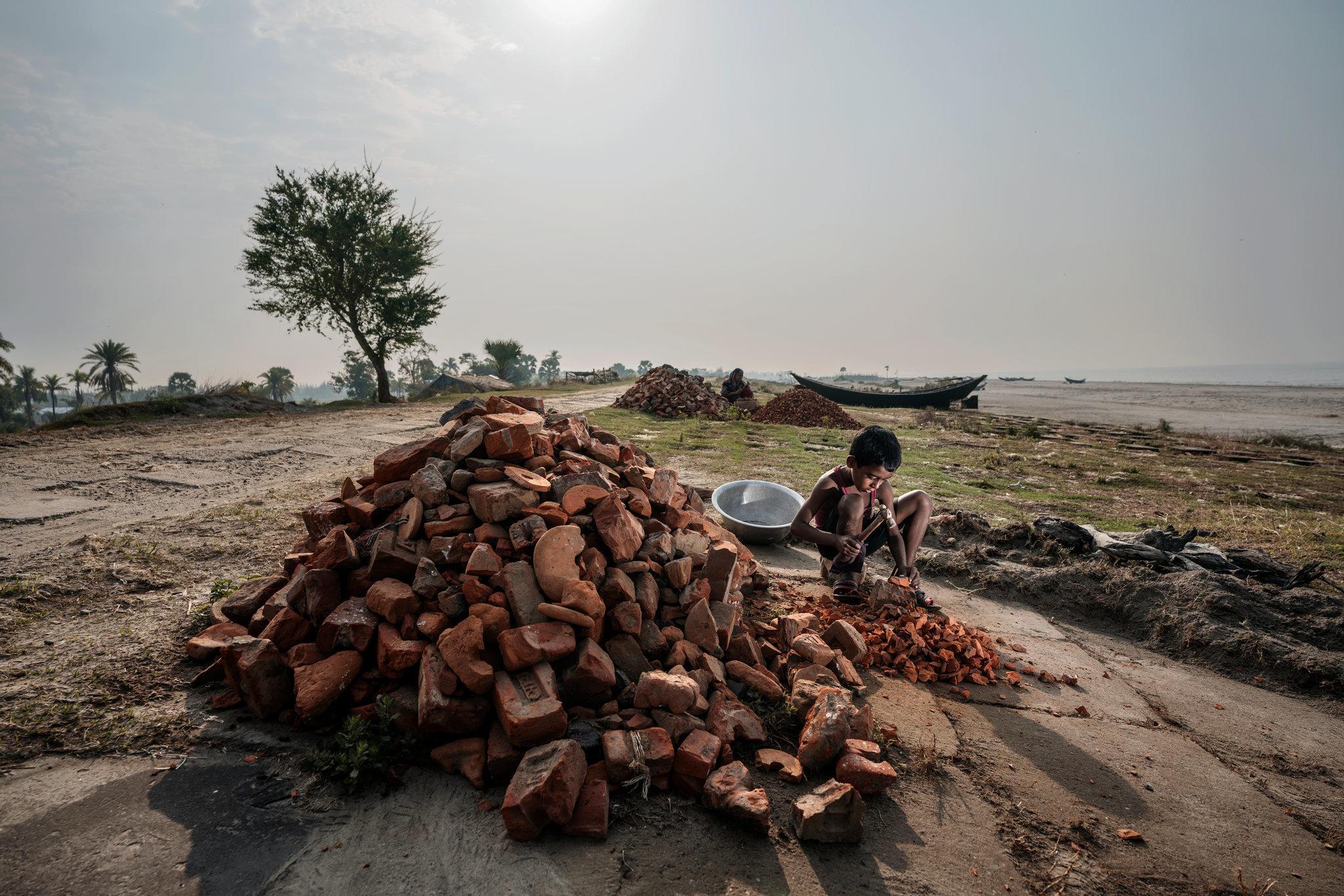 Klimarassismus am Beispiel Bangladesch