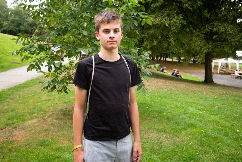 Louis, 16