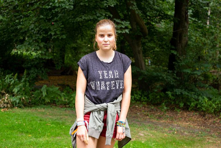 Ella Maria, 15