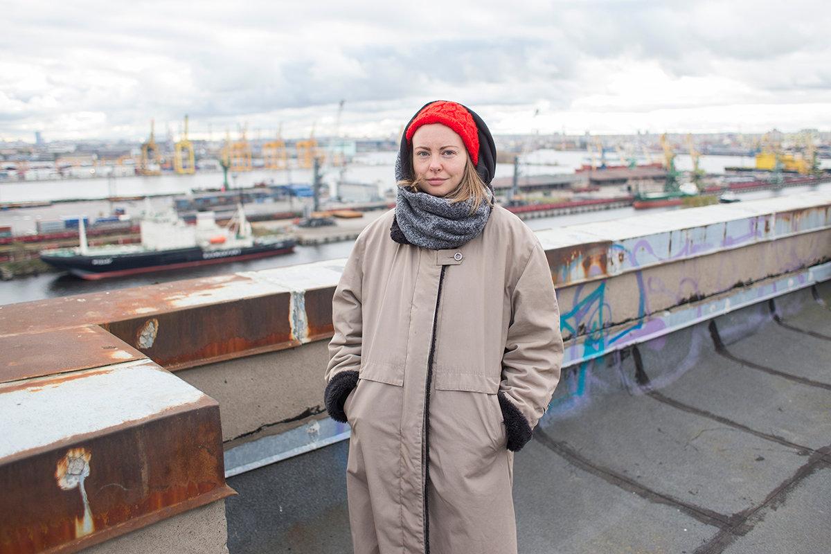 Teilnehmerin Olga Poljakova