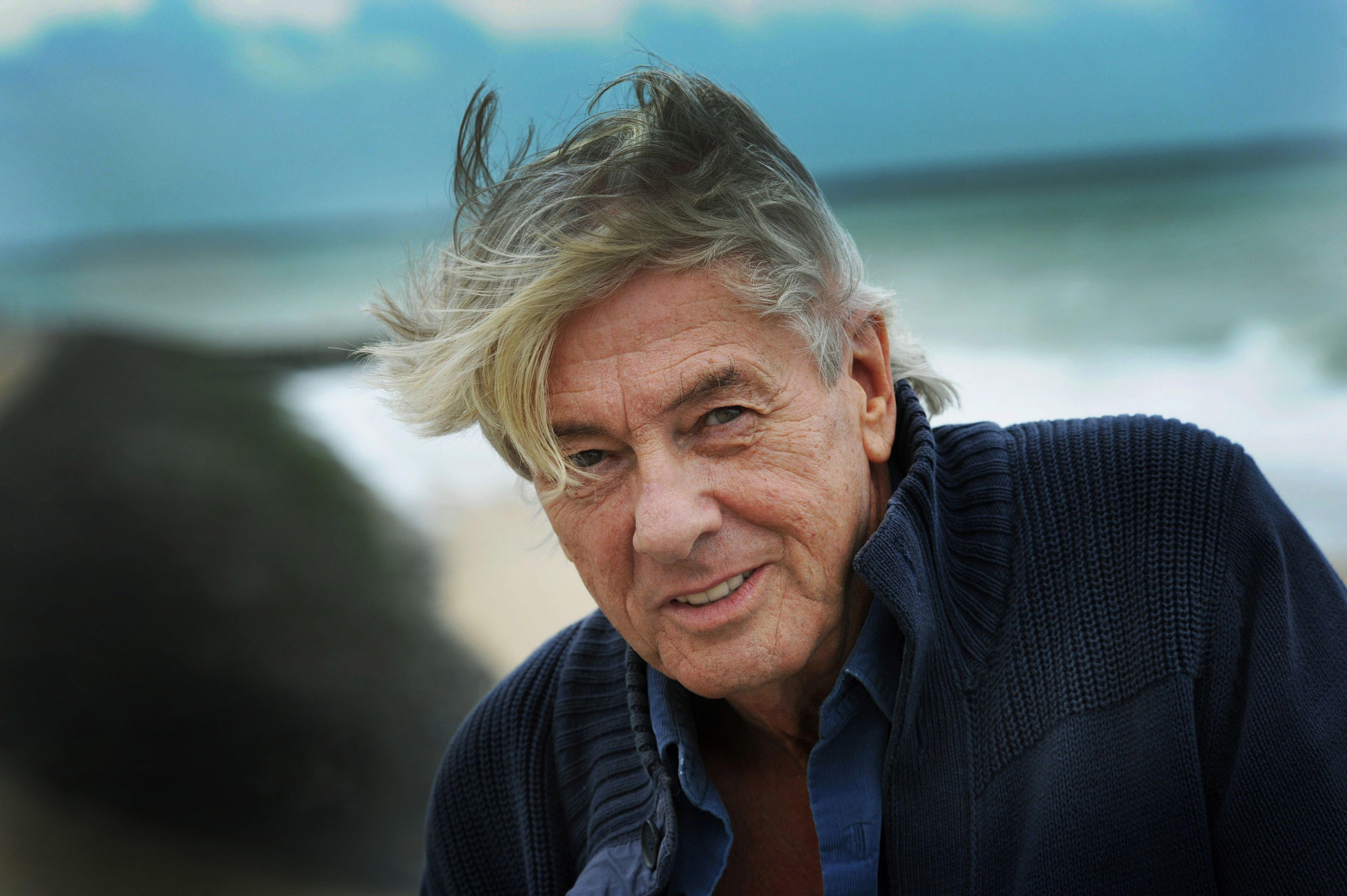 Der Berlinale Jury-Vorsitzende Paul Verhoeven