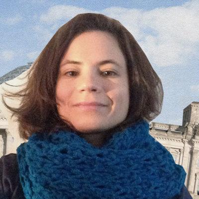 Streit Volksabstimmungen – Porträt Anika Dreßler
