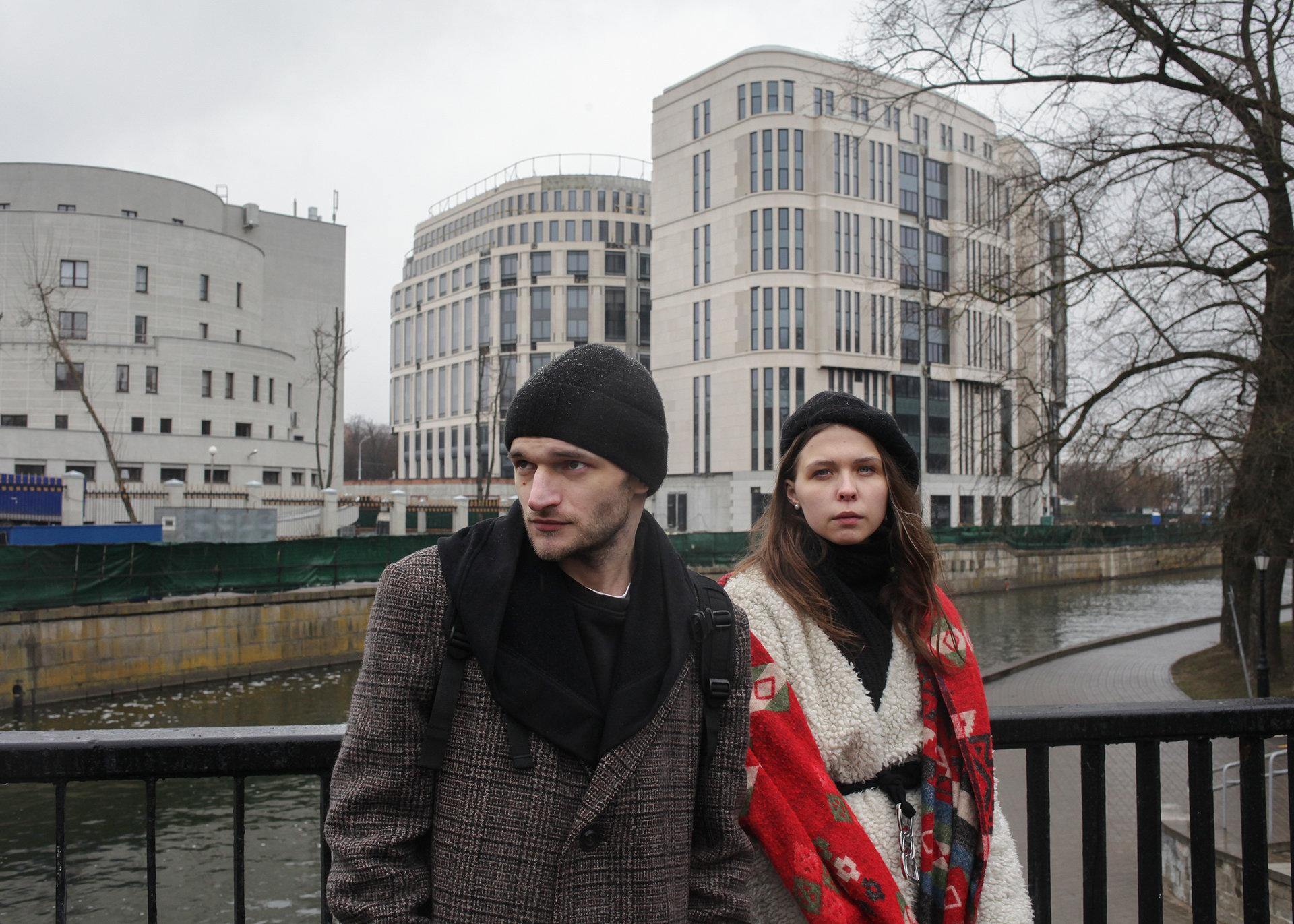 Jaroslaw und Violetta