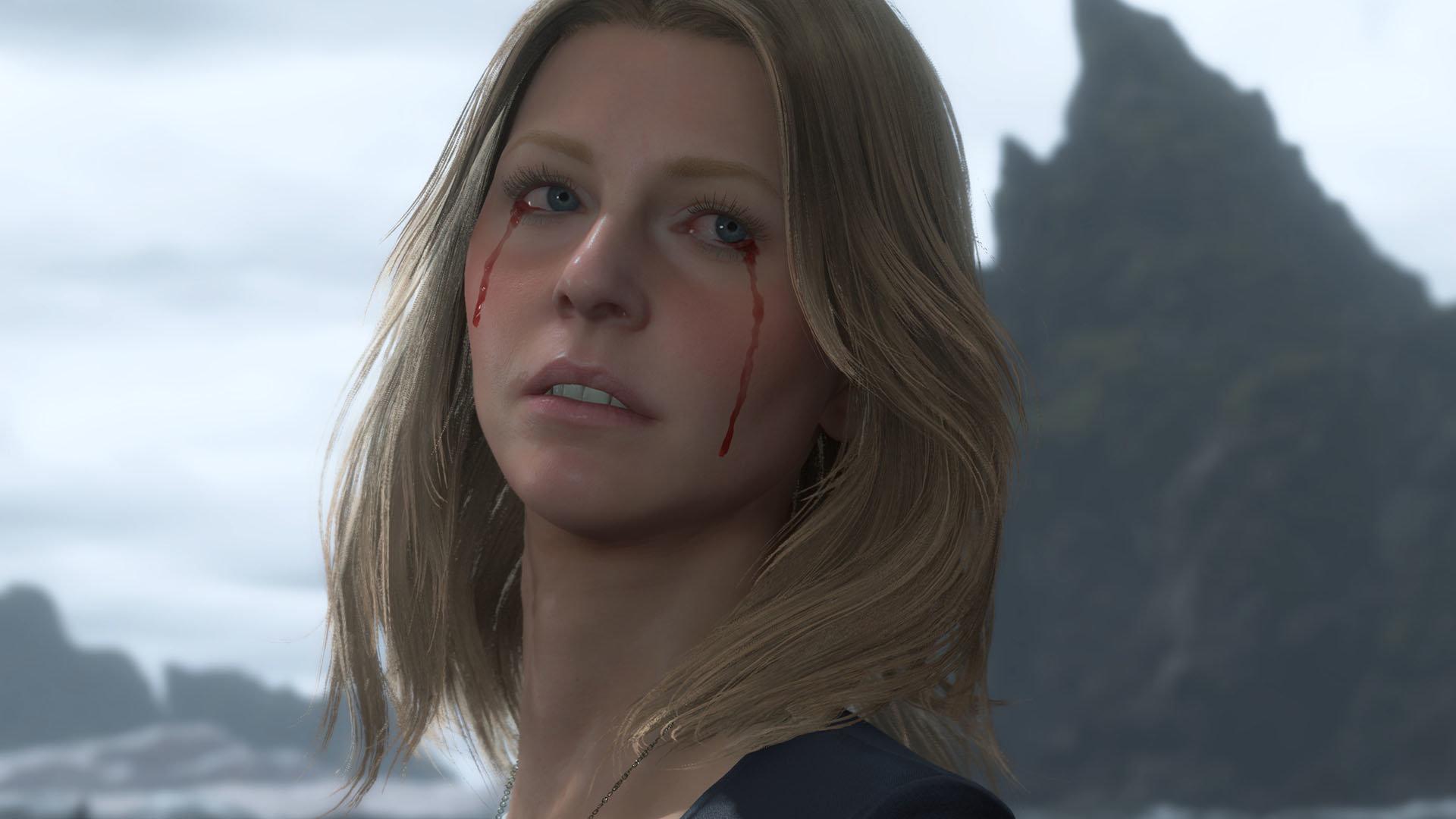 Szene aus dem Spiel Death Stranding