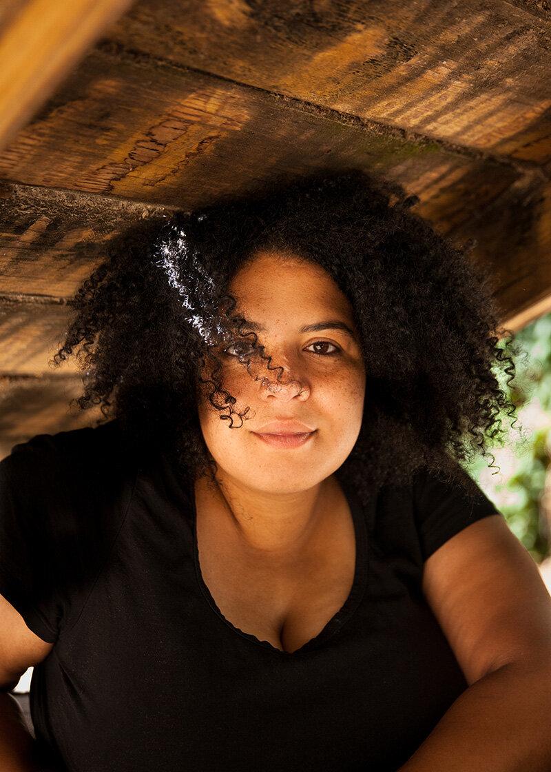 Simone Dede Ayivi (Fotos: Mayra Wallraff)