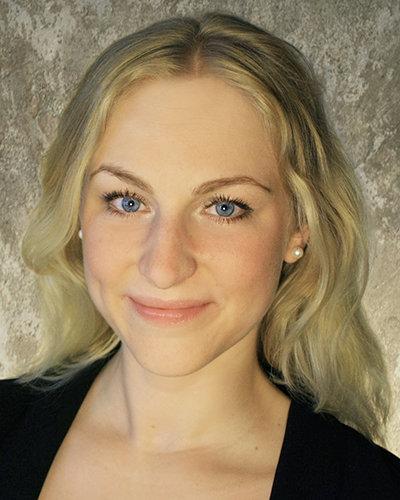 Mediatorin Stephanie Warsow