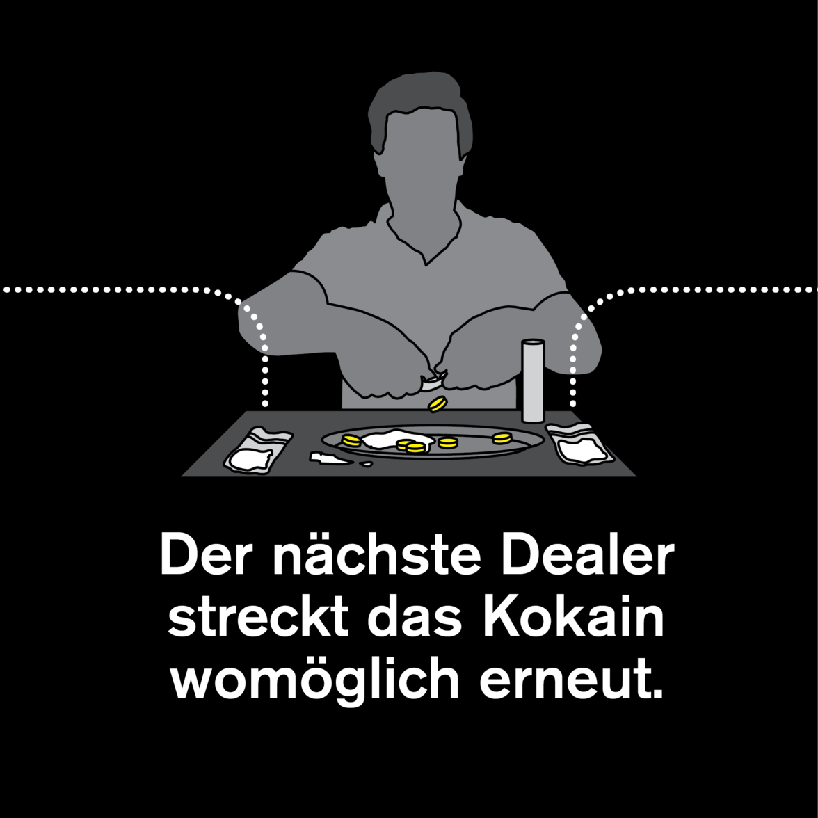 Kokain Dealer