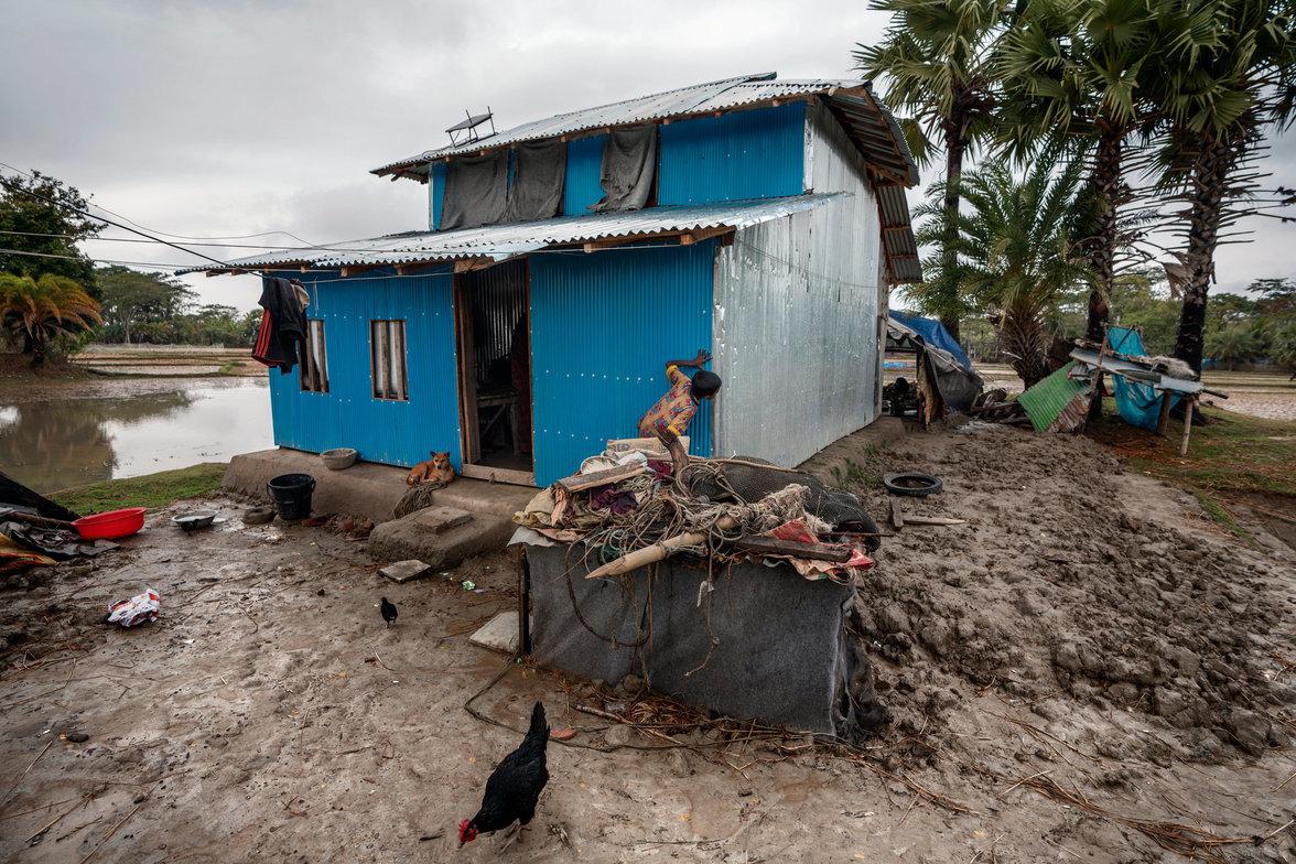Bangladesch Klimawandel