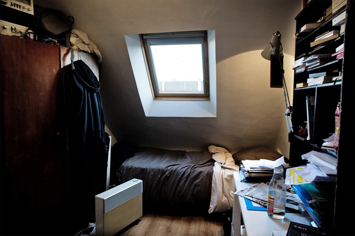 chambre de bonne (Foto: Michael Zumstein/VU/laif)