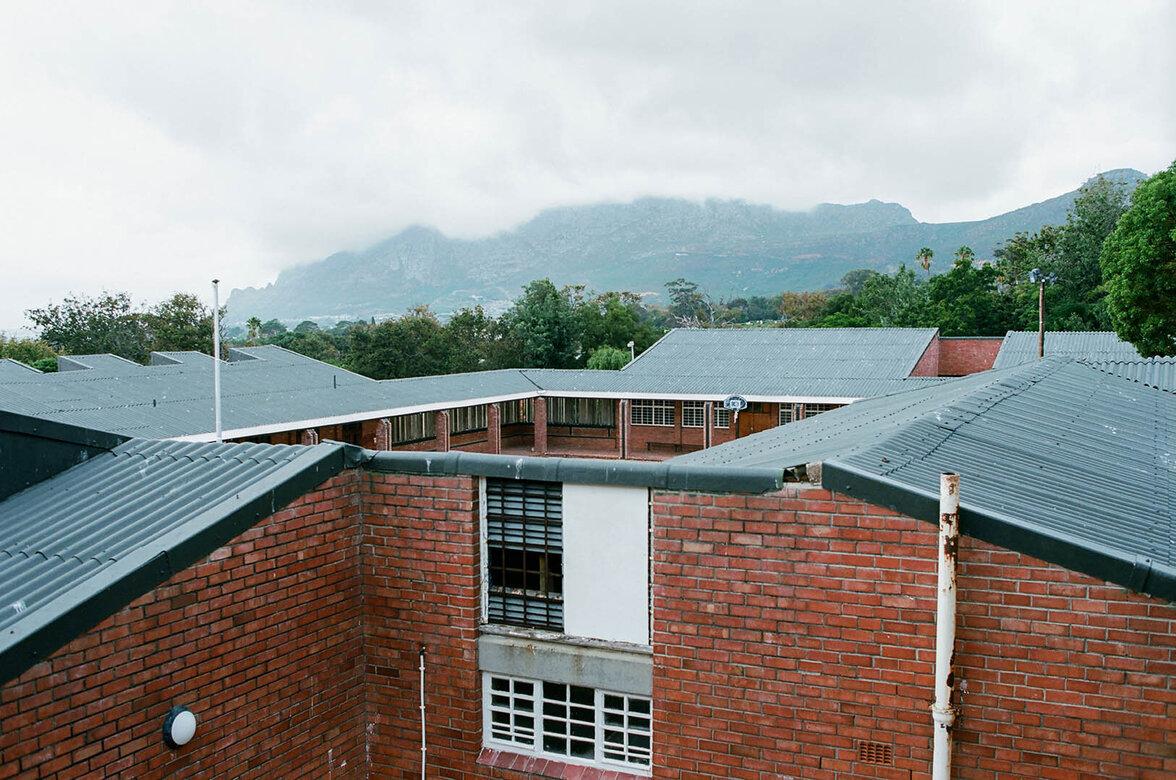 Die Chrysalis Academy von oben