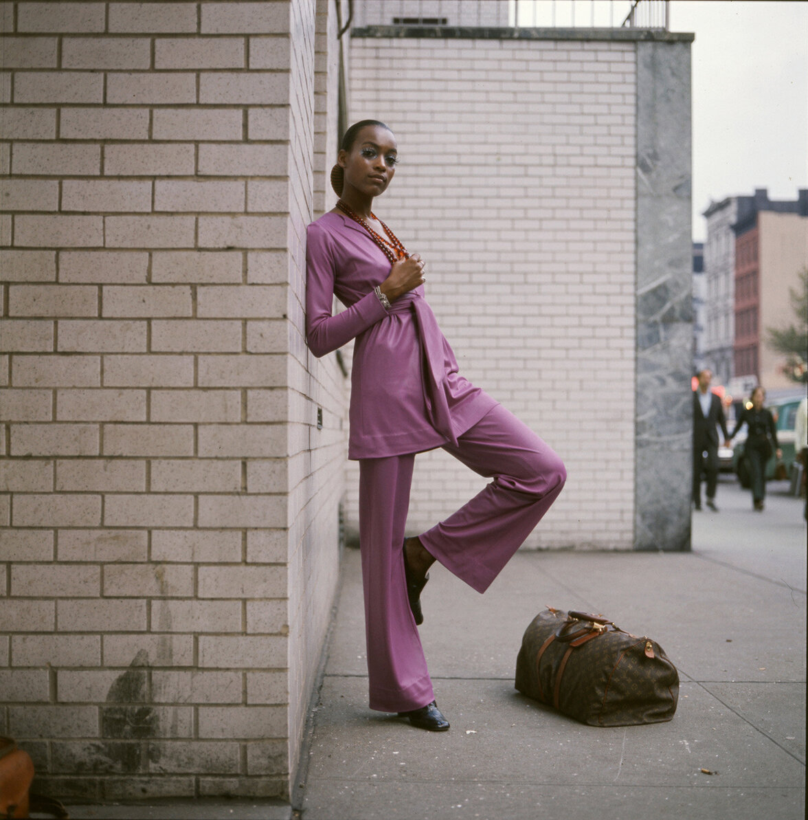 Donyale Luna (Foto: Yale Joel/The LIFE Picture Collection via Getty Images)