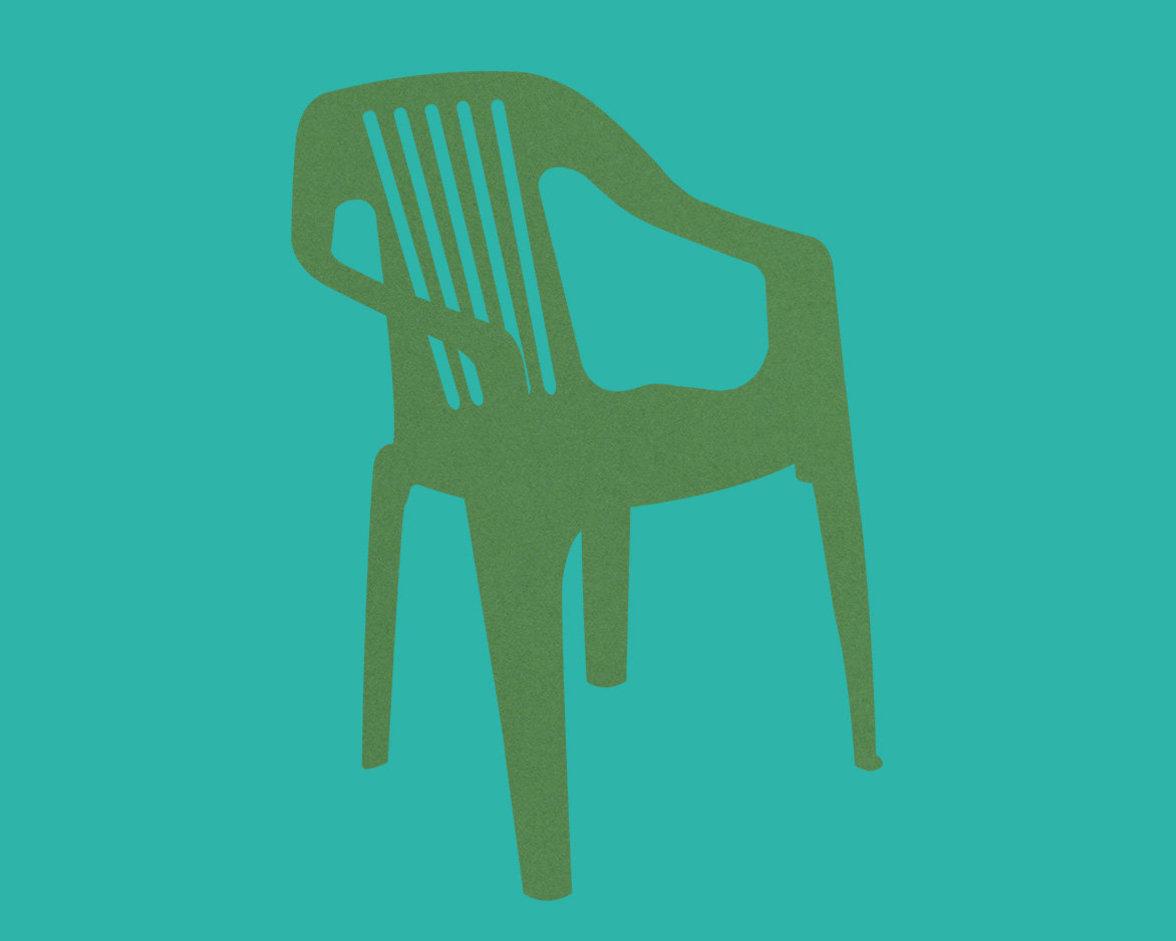 Monobloc-Chair