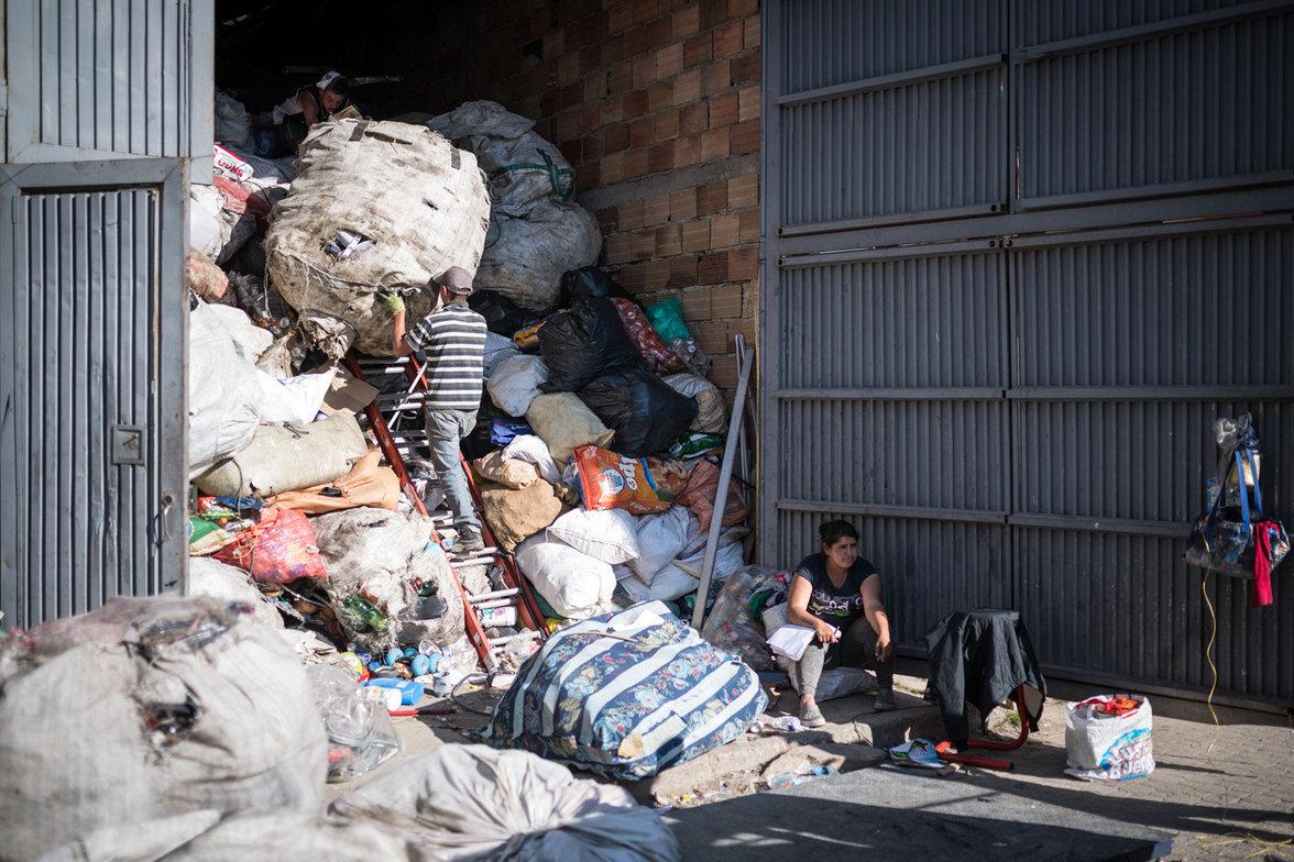 Recyclinghof Bogota