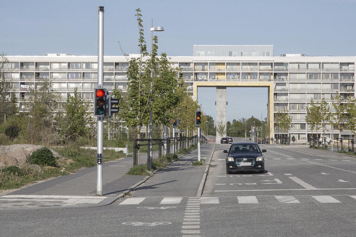 Ghetto, Dänemark